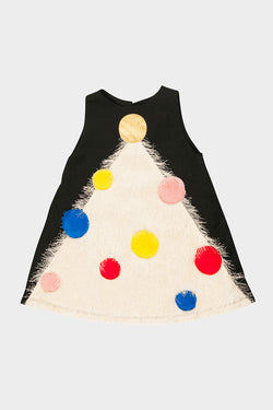bang bang Christmas tree dress