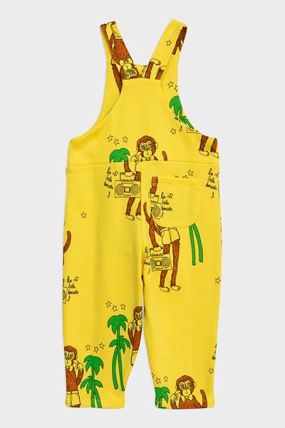 Cool Monkey Dungarees Baby
