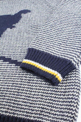 sleeve detail on mayoral sweater