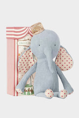 Circus Friend- Blue Elephant with Hat