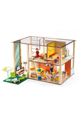 Cubic Doll House