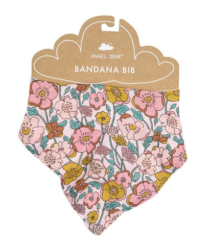 Flower Child Bandana Bib