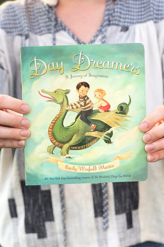 day dreamers book
