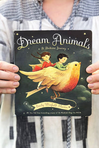Dream Animals board book, random house