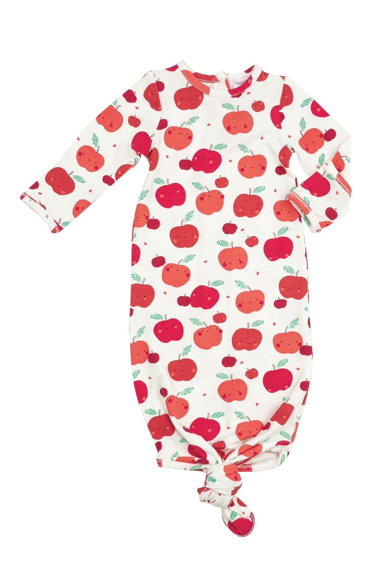 Apple Orchard Knotted Gown