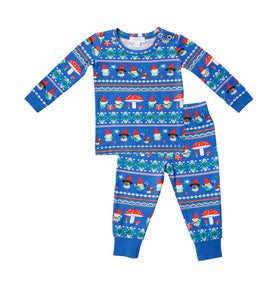 Gnomes Baby Lounge Wear Set