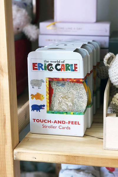 Eric care stroller cards