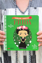 frida bilingual counting book