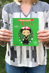 counting with Frida board book Gibbs smith