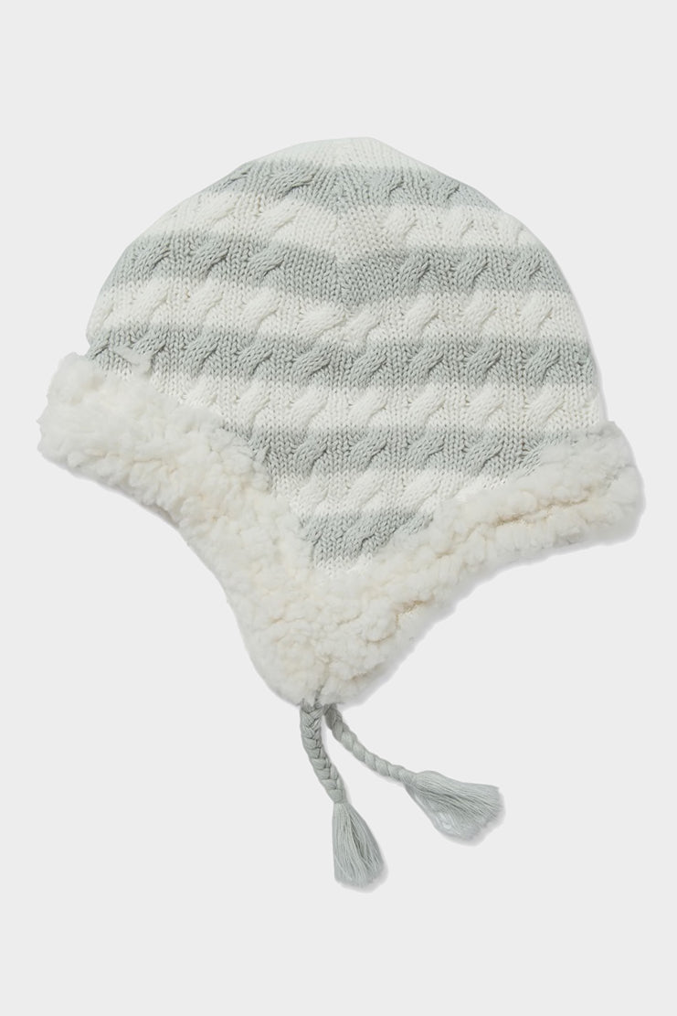 angel dear sherpa hat