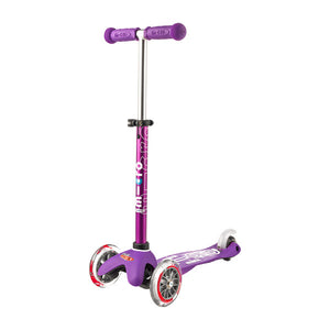 Purple Micro Mini Deluxe Scooter (2-5 years)