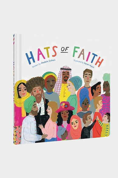 hats of faith book