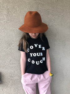 Cover Your Cough Tee