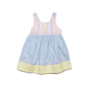 Tiana Dress Chambray