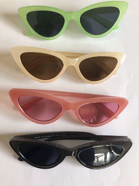 Slim Triangle Sunglasses (3-5 years)
