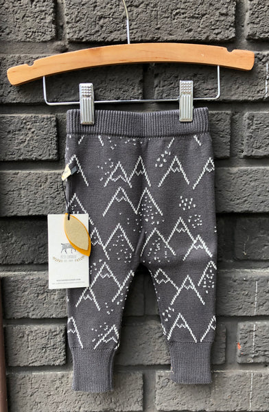 Little Mountains Knit Pant