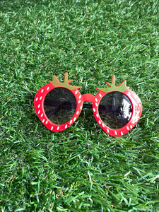 Strawberry Sunglasses (4-8 years)