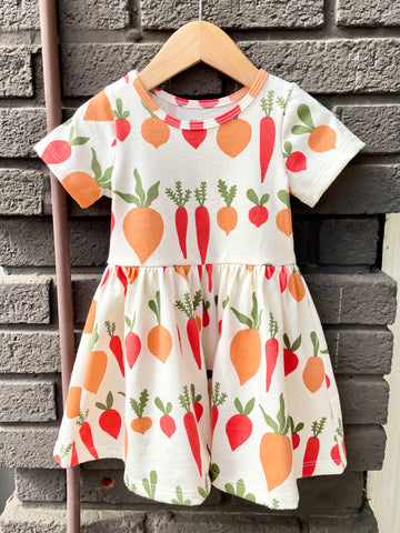 Natural Root Vegetables Alberta Dress