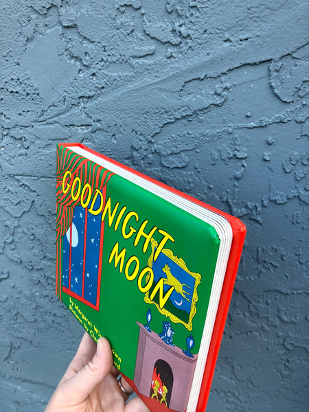 Goodnight Moon Padded Board Book