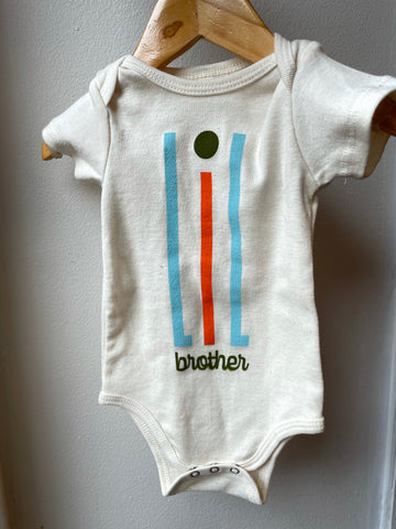 AS IS Lil Brother Onesie 0-3 months