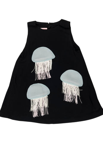 Black Jellyfish Dress