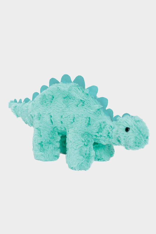 little chomp jurassic stegosaurus dinosaur stuffed animal