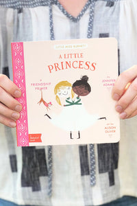 little princess board book