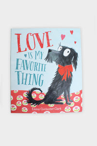 love is my favorite thing children's book