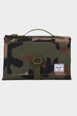 camo changing mat from herschel