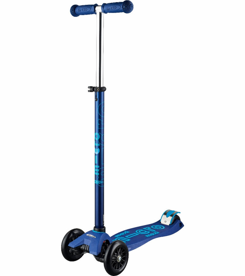 Navy Micro Maxi Deluxe Scooter