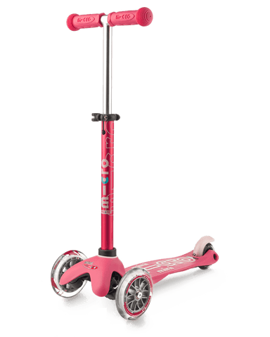 Pink  Micro Mini Deluxe Scooter