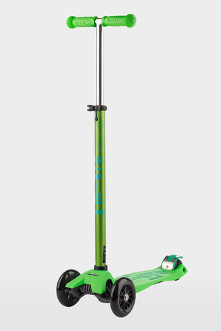 micro maxi scooter green