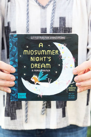 Shakespeare midsummer nights dream board book