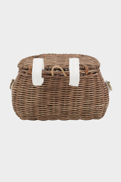 minichari bag basket natural