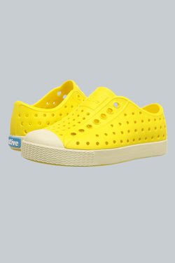 Jefferson Crayon Yellow/White
