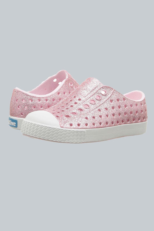 Jefferson Bling Milk Pink/ Shell White