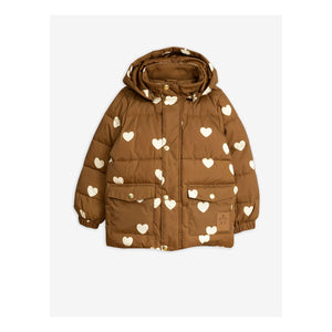 Hearts Pico Puffer Jacket