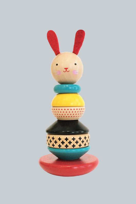 Rabbit Stacking Toy