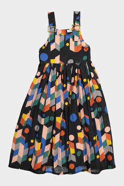 Pattern Folk Dress