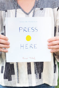 press here interactive book