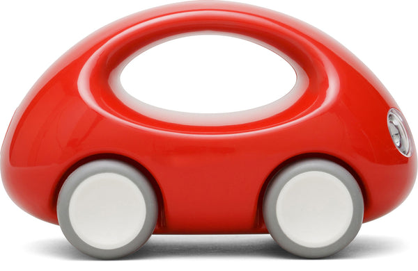 Red Go Car
