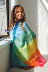 sarah's silks playsilk enchanted rainbow