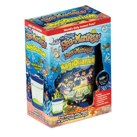 Sea Monkeys MagiQuarium