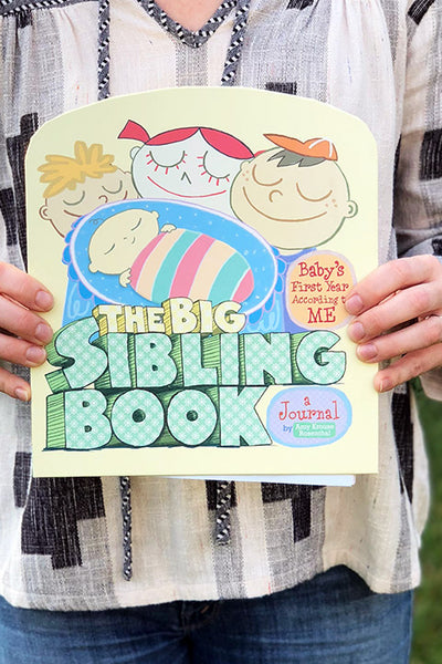 big sibling journal book