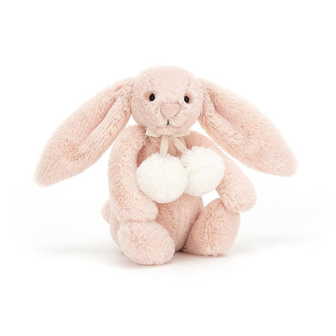 Bashful Blush Snow Bunny Small