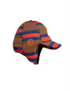 Insulator Cap Brown Stripe
