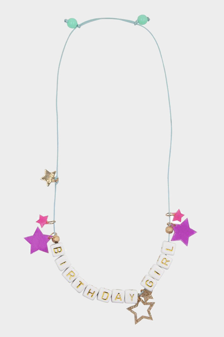 Wish Necklace - Mint