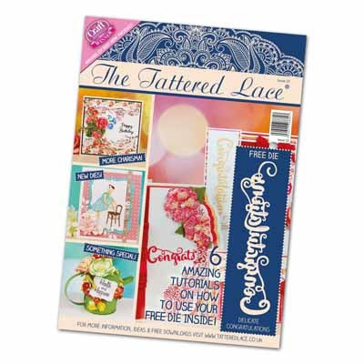 Tattered Lace Magazine #23
