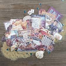 French Riviera Ephemera Pack
