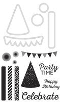 Party Time Die & Stamp Set